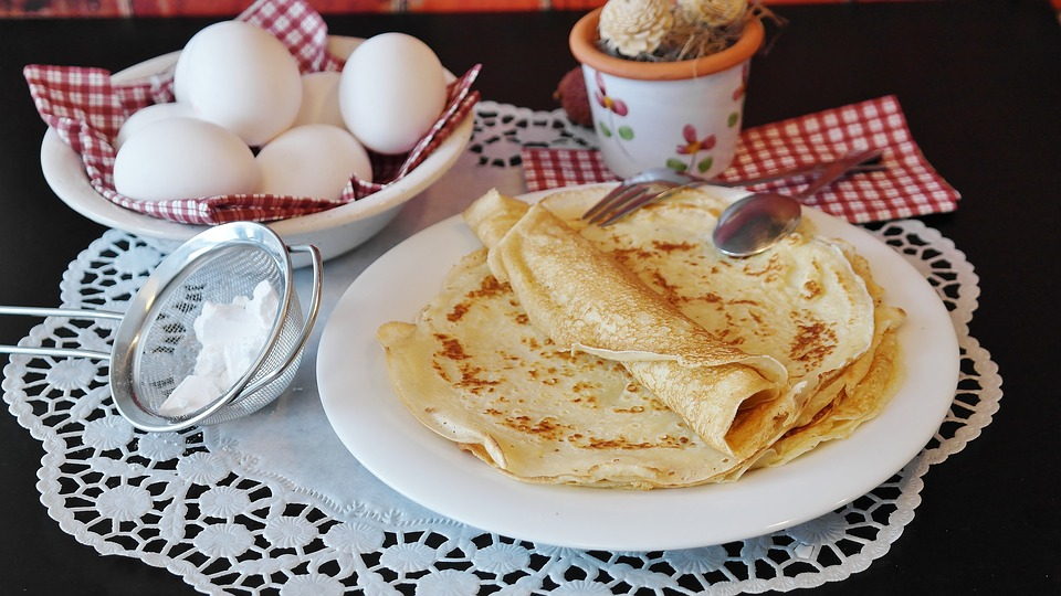 How to make pancakes with flour my favorite recipes how to make pancakes with flour ccuart Image collections